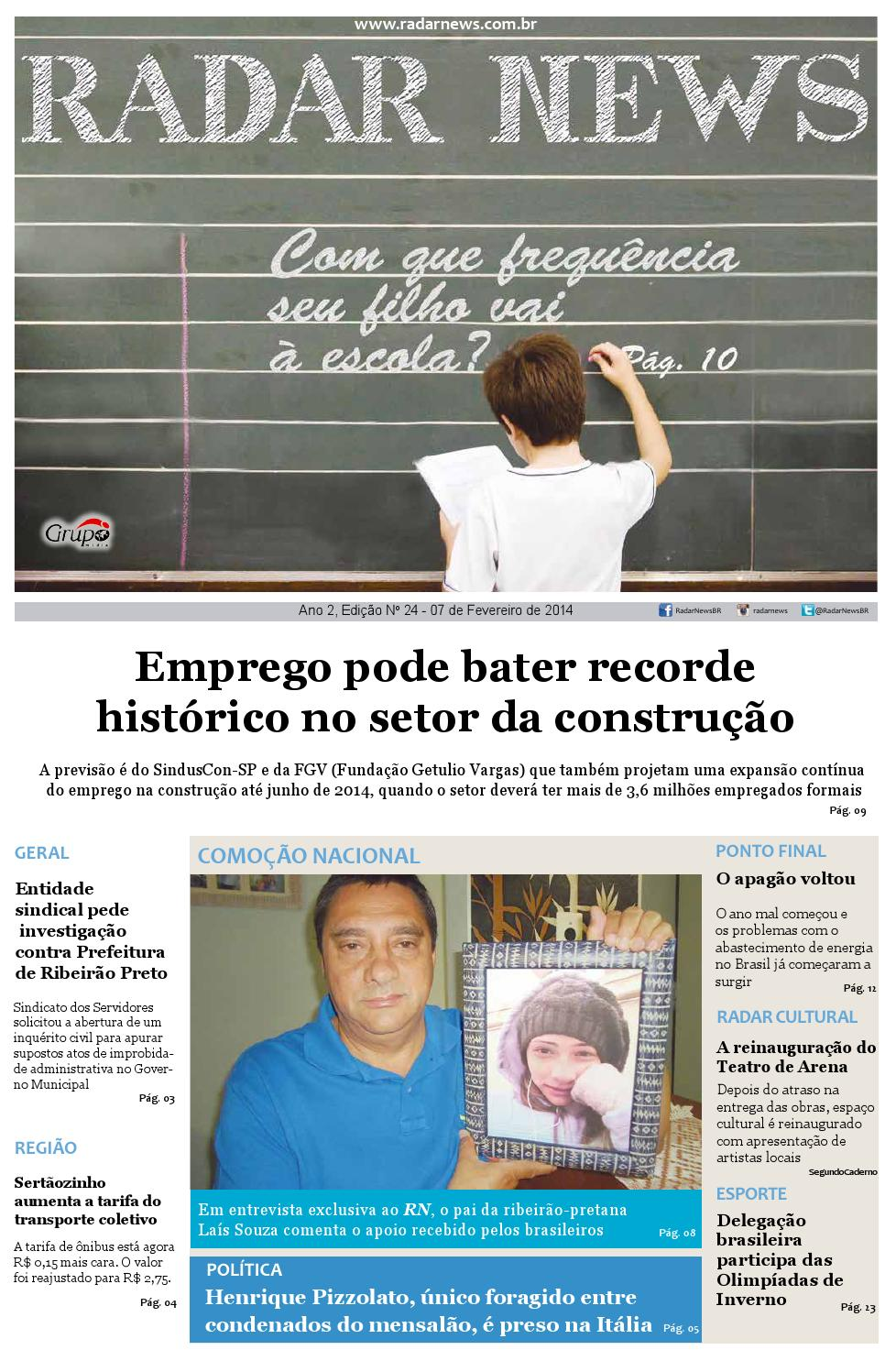6ec640836ea Radar News 24ª edição by Grupo Mídia - issuu