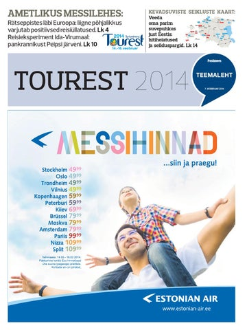0e64b59c3db Tourest 2014 ametlik messileht by Postimees - issuu