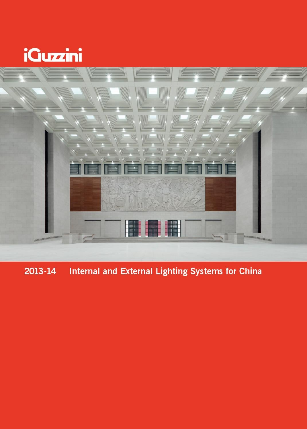 iguzzini 2013 2014 china part 1 by issuu. Black Bedroom Furniture Sets. Home Design Ideas