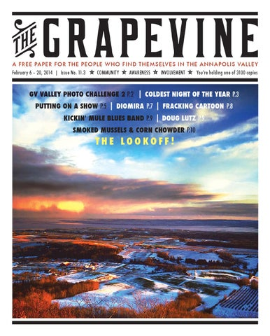 The Grapevine February 6 20 2014 By The Grapevine Annapolis