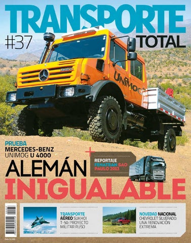 aaabbeadfa3 Transporte Total Chile (nro 37 Noviembre 2013 - completa) by RS ...