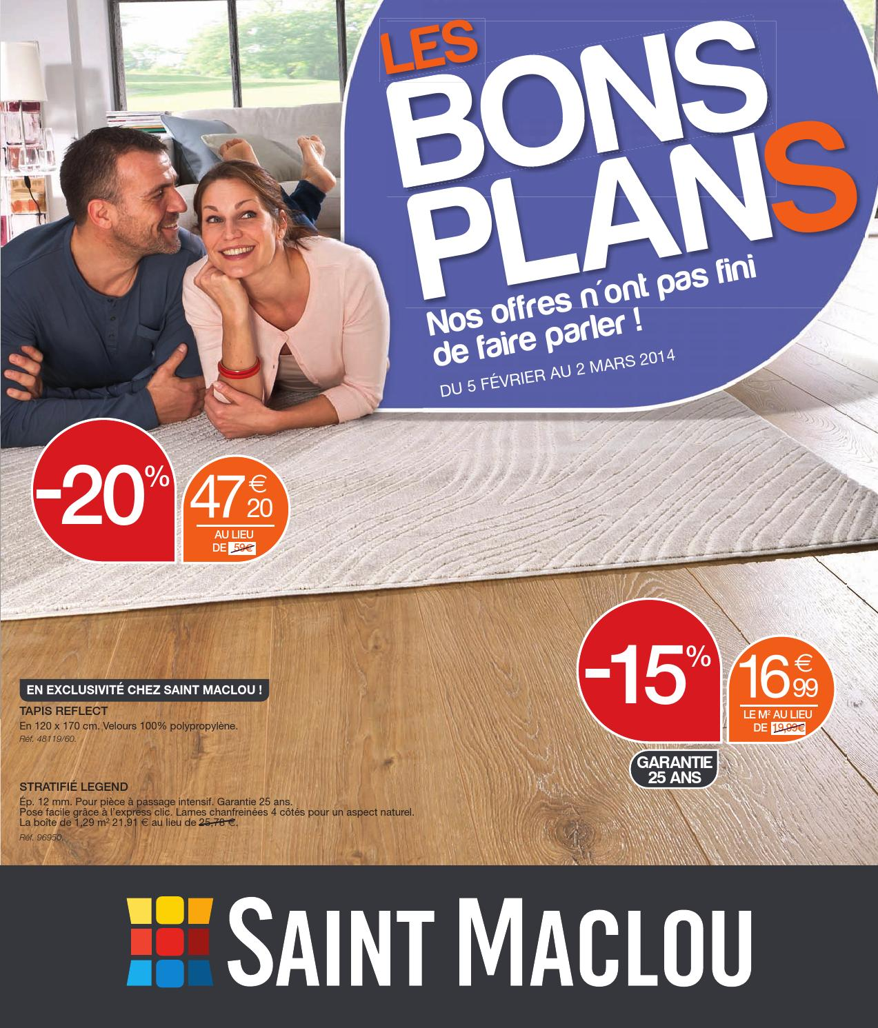 Dalles Clipsables Saint Maclou catalogue saint maclou - 5.02-2.03.2013joe monroe - issuu