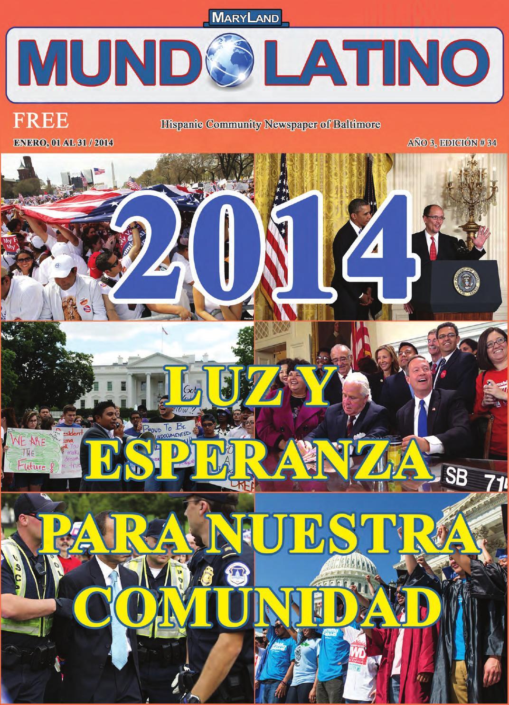 Mundo Latino-enero by MundoLatinoBaltimore - issuu
