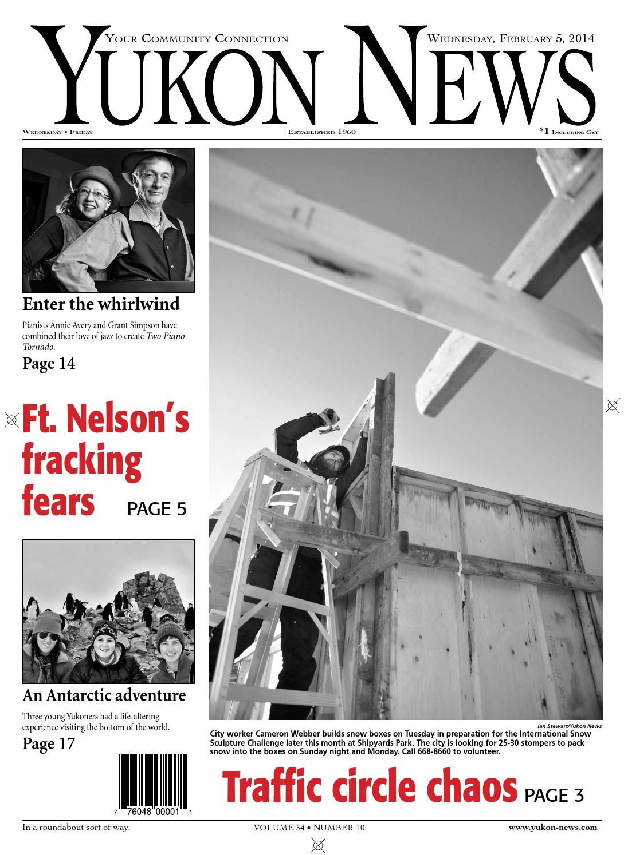 Yukon News February 05 2014 By Black Press Issuu Injen Focus Fuse Box Cover