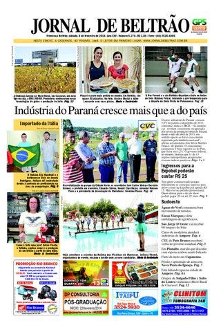 Jornaldebeltrao 5270 08-02-2014.pdf by Orangotoe - issuu 6157d081ded87