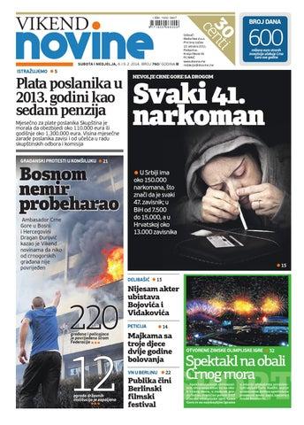premium selection e9ee7 3fdb7 Izdanje 8-9. februar 2014. by Dnevne Novine - issuu