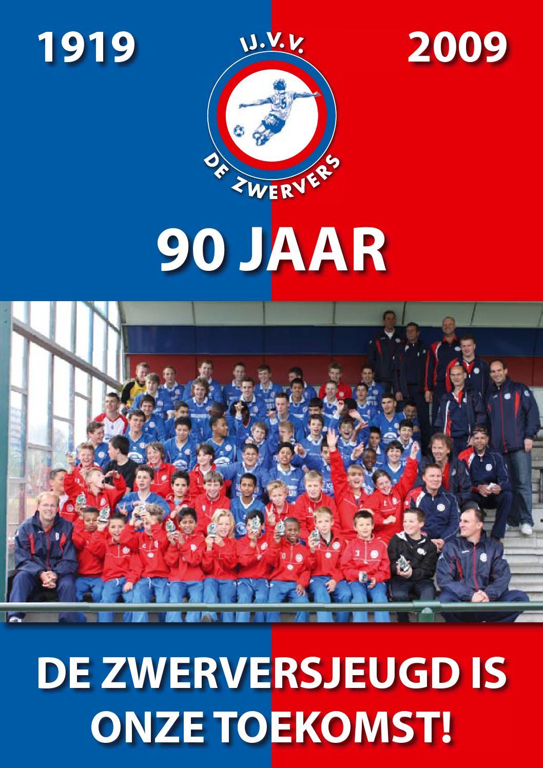 f44d308bcb3 Jubileumboek IJ.V.V. De Zwervers by IJVV De Zwervers - issuu