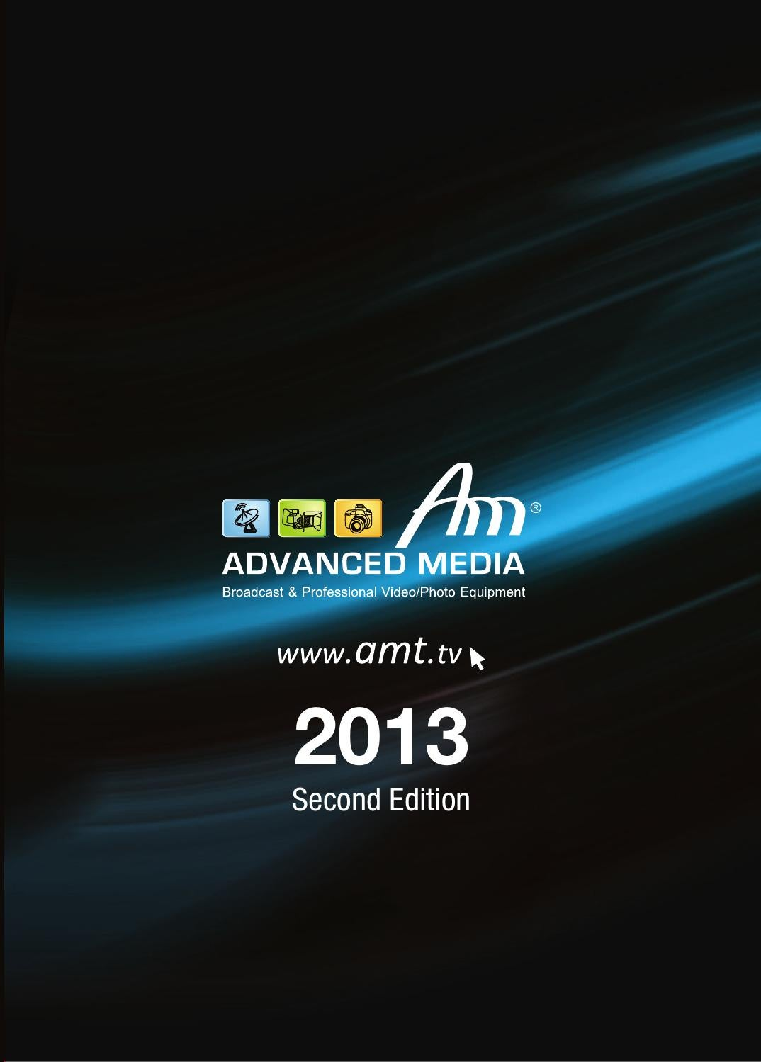 Advanced Media Product Guide 2013 Second Edition By Efek Gitar Amt R1 Trading Issuu
