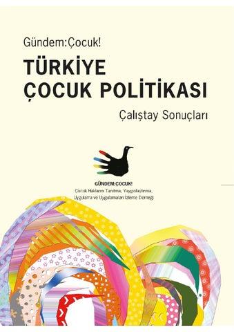 Türkiye Çocuk Bilgileri Raporu (2008 – 2009)
