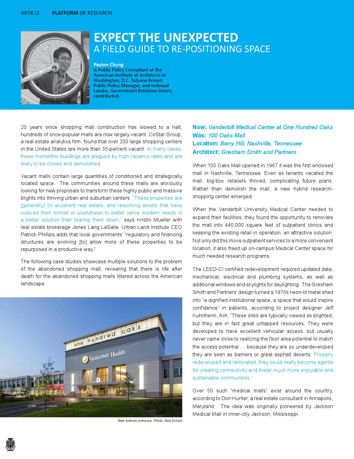 2013 CONNECTION YEAR IN REVIEW by Young Architects Forum - issuu