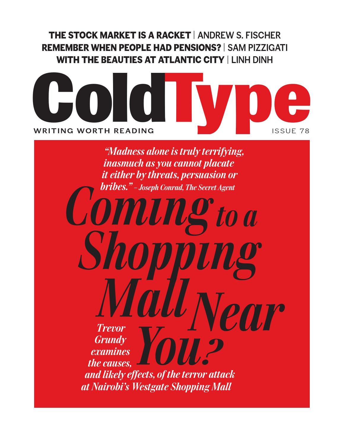 Coldtype 78 2013 by ColdType - issuu