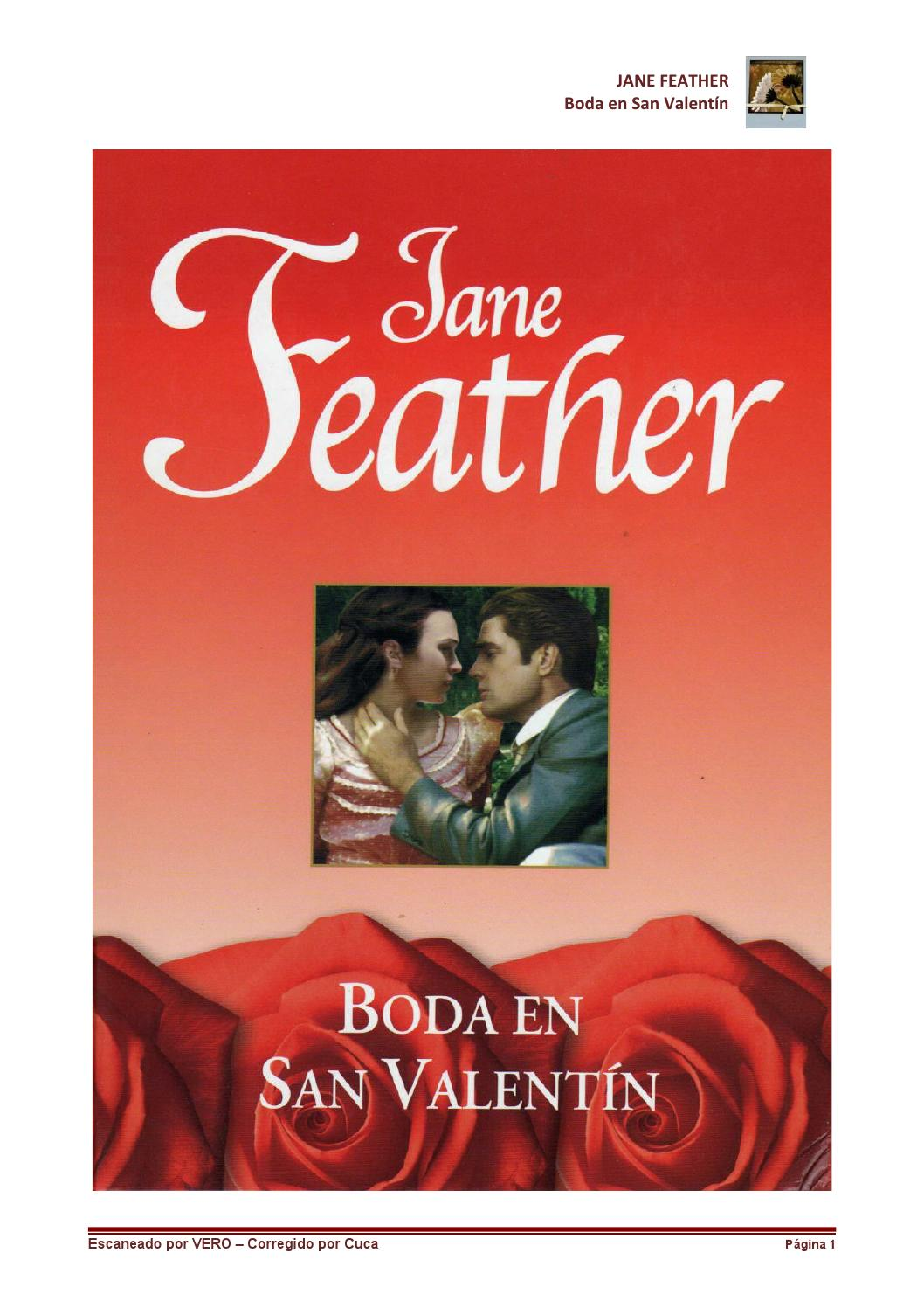 Jane Feather - Boda en San Valentin by Paula Berrocal Ruiz - issuu