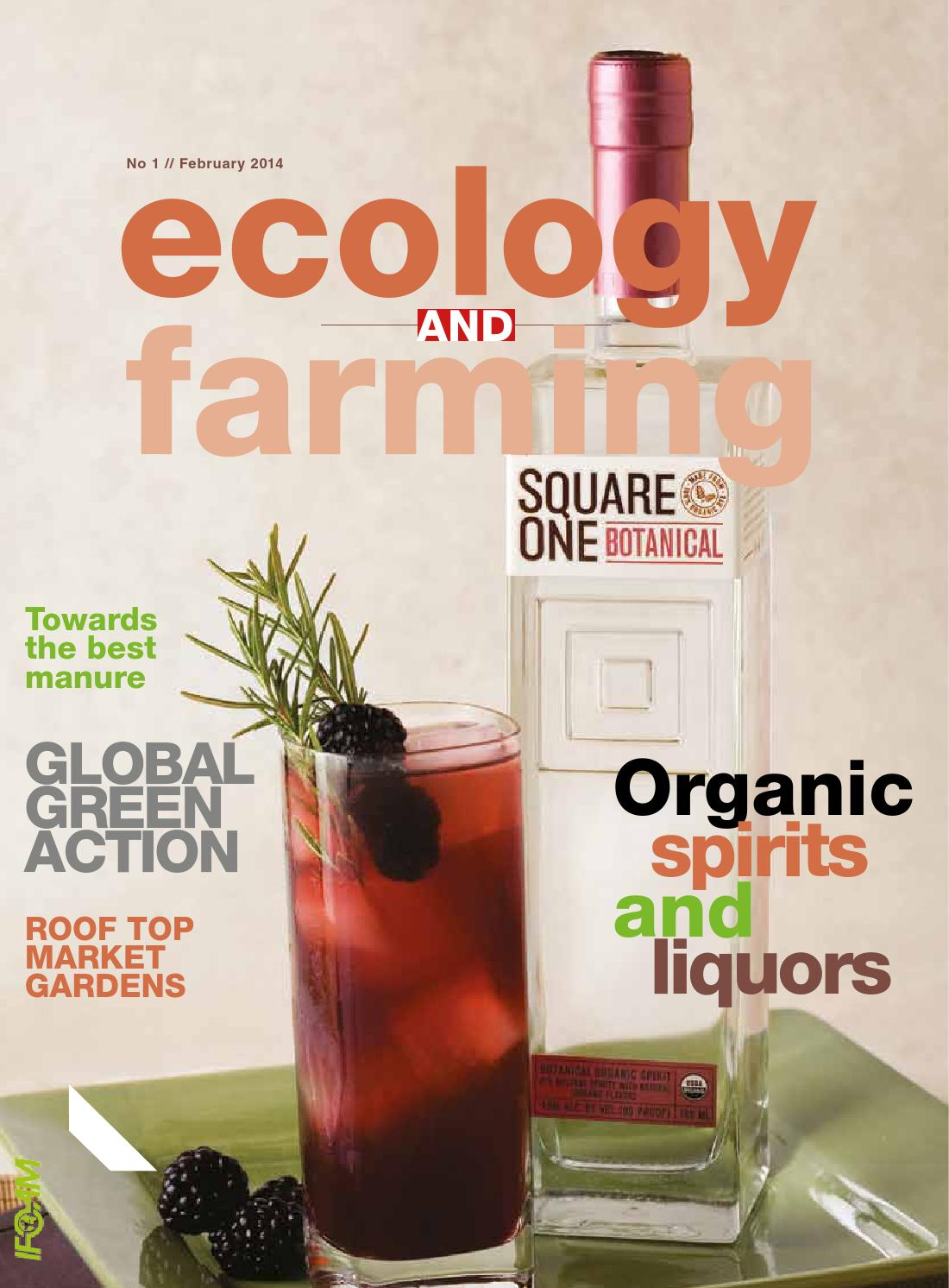 Ecology and Farming No 8/2084 by Ecology and Farming   issuu