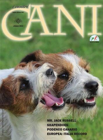 I Nostri Cani Ottobre 2013 By Enci Ente Nazionale Cinofilia