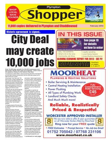 Plymouth Shopper February 2014 by Cornerstone Vision - issuu 9e528e10c1