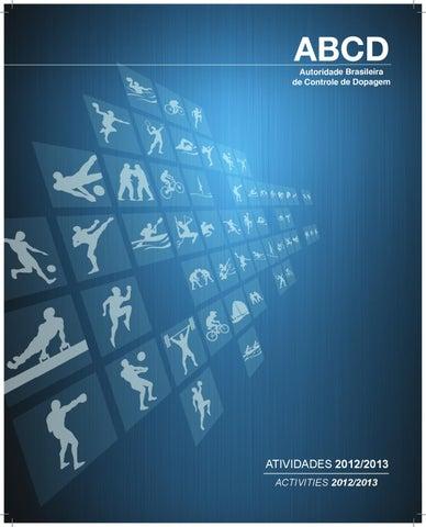 4799729db Relatório de atividades ABCD by Ministério do Esporte - issuu