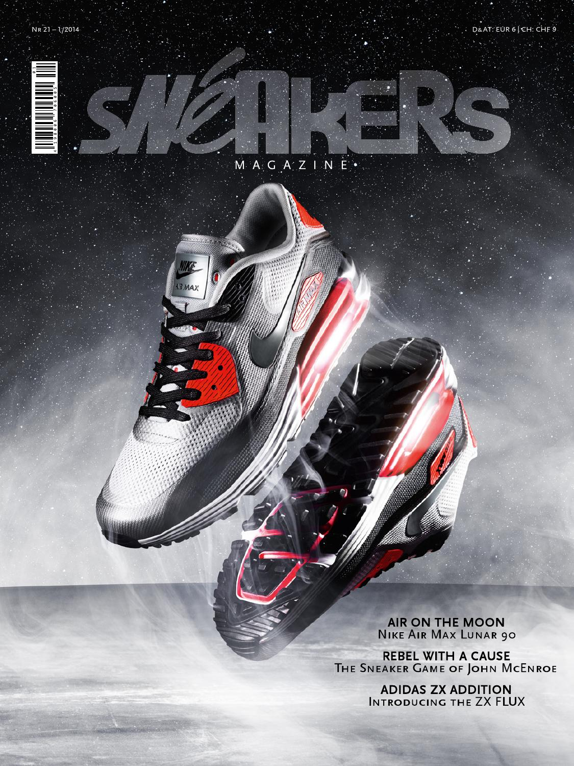 new product c180e 38a90 Sneakers Magazine issue 21 by Monday Publishing GmbH - issuu