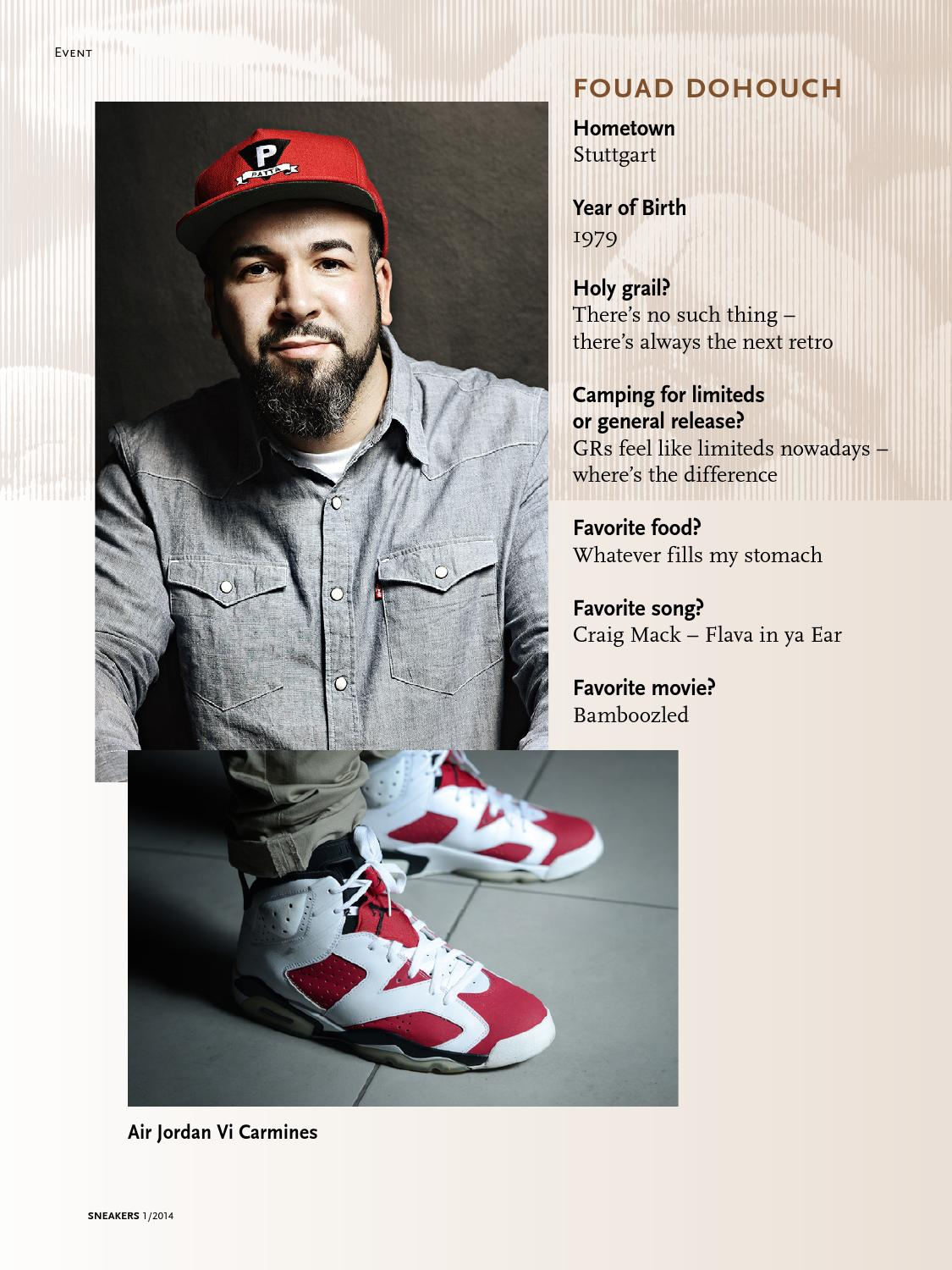 Sneakers Magazine issue 21 by Monday Publishing GmbH issuu