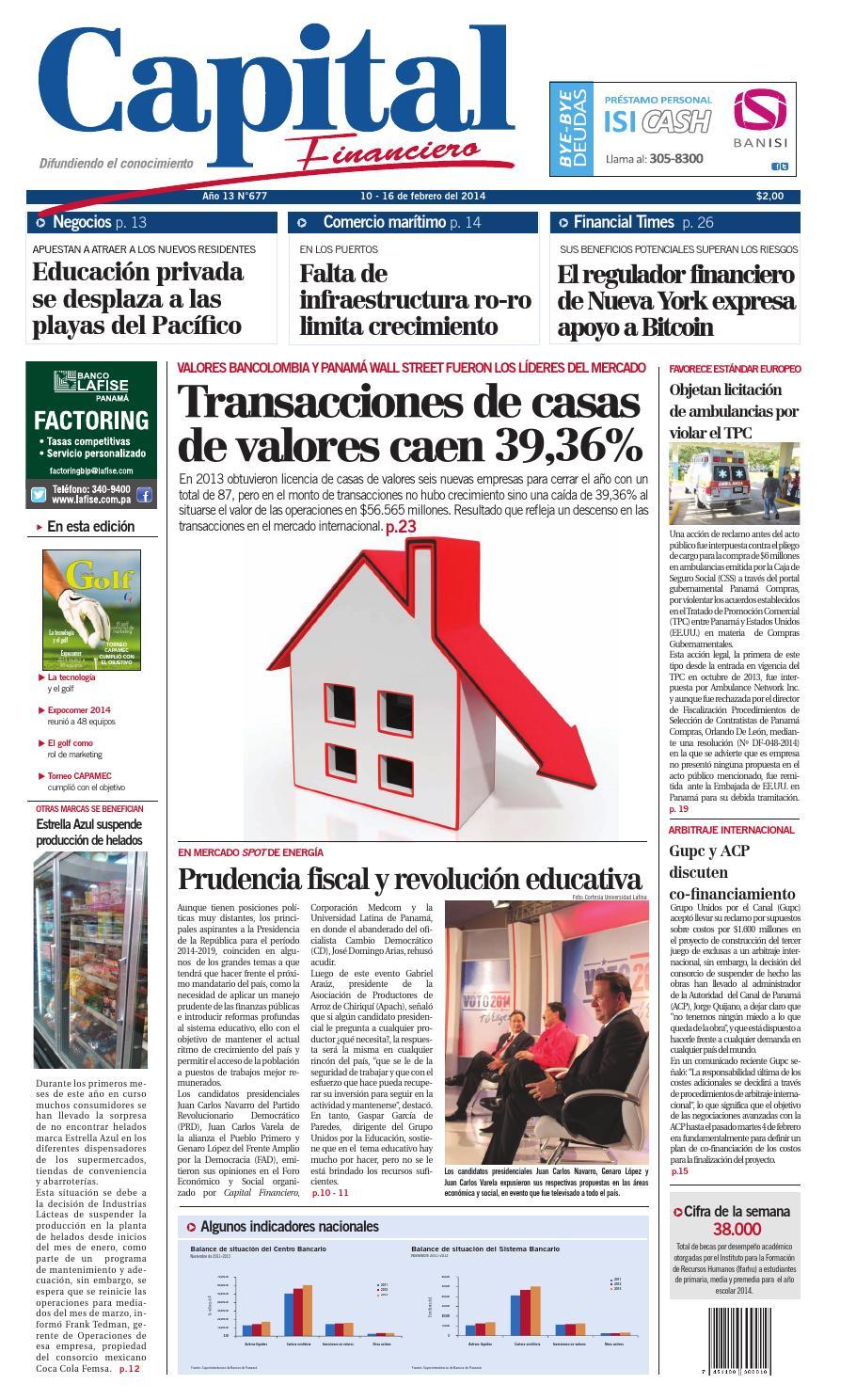 Capital 677 by Capital Financiero - issuu
