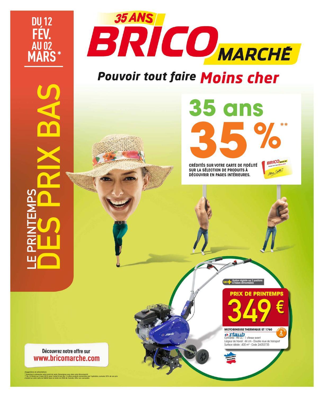 Catalogue Bricomarche 1202 2032014 By Joe Monroe Issuu