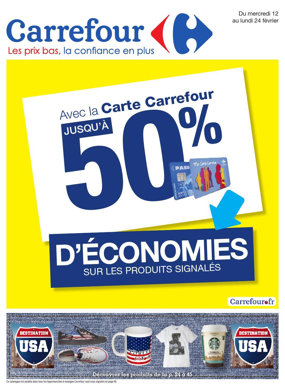Catalogue Carrefour 12 24.02.2014 by joe monroe issuu