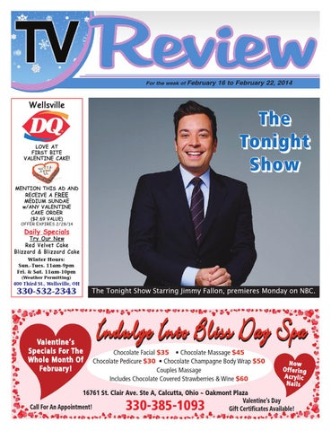 TV Review - February 16, 2014 by East Liverpool Review - issuu