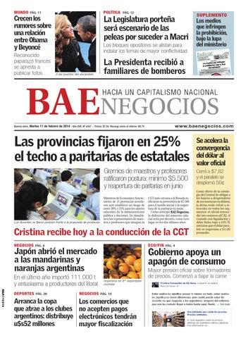 aafceb789a Diario BAE 2014 02 11 by Grupo Crónica - issuu