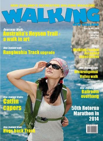 8280e899dce 191 december 2013 ebook by Walking New Zealand Ltd - issuu