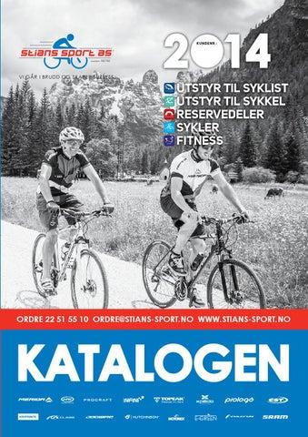 ece5a09ff STIANS SPORT KATALOGEN 2014 by Stians Sport AS - issuu