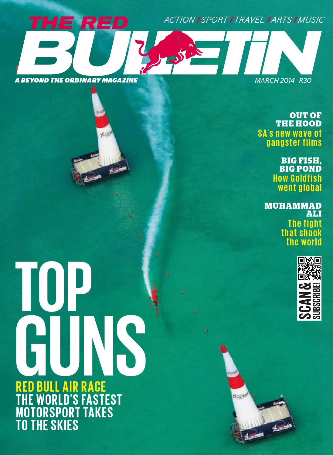 The Red Bulletin March 2014 Za By Red Bull Media House Issuu