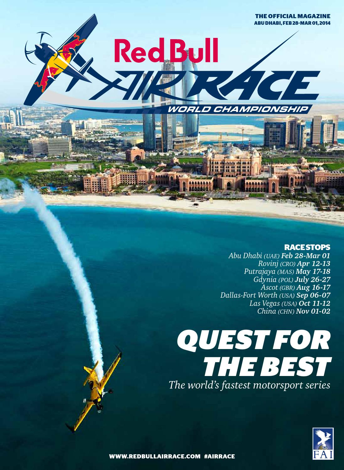 11 thoughts on the golden age of the national air races - Red Bull Air Race Magazine Abu Dhabi By Red Bull Air Race Magazine Issuu