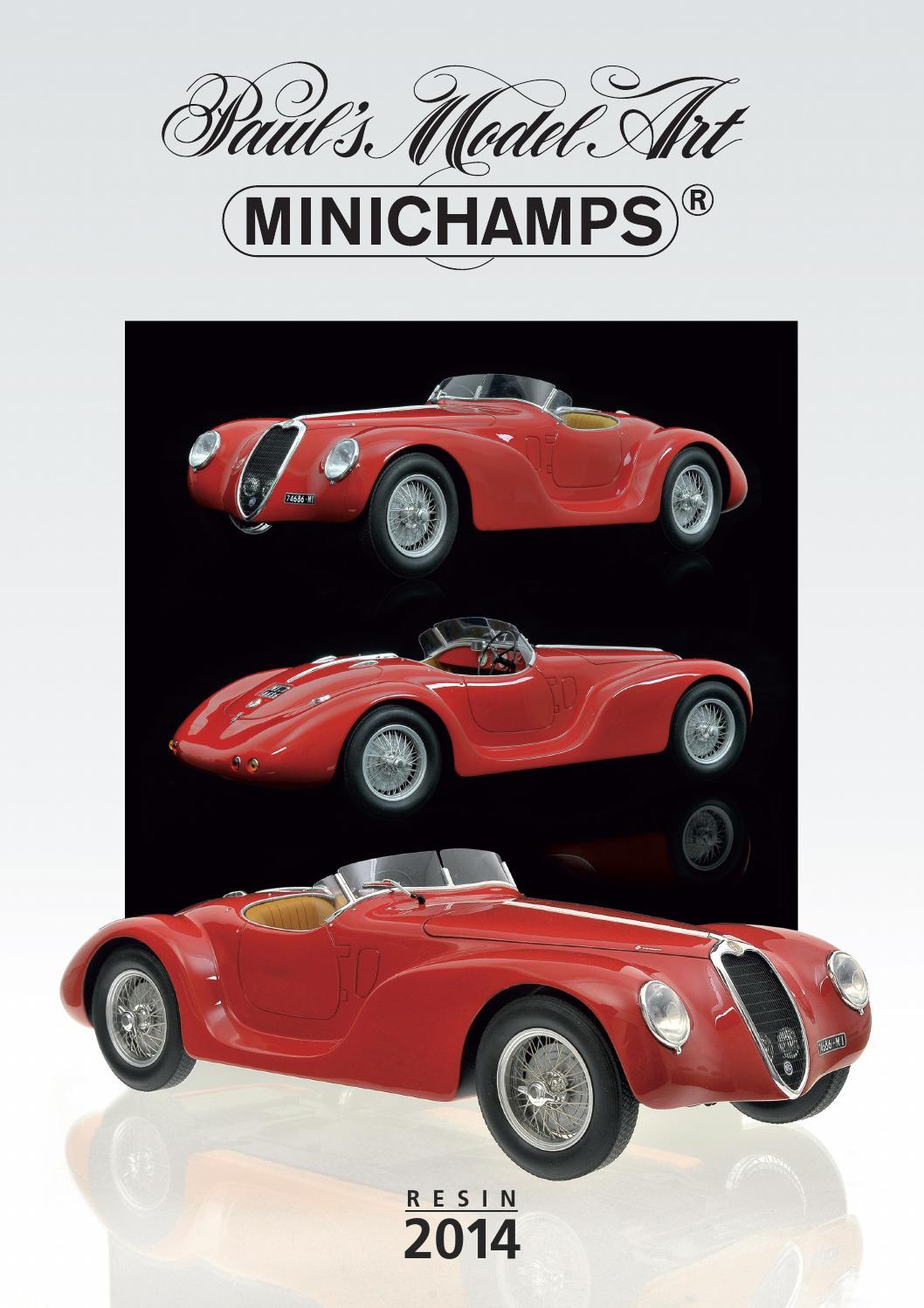 1:18 Minichamps BMW Z4 GT3 MARC VDS LEINDERS//PALTTALA//MARTIN ADAC 24H 2012