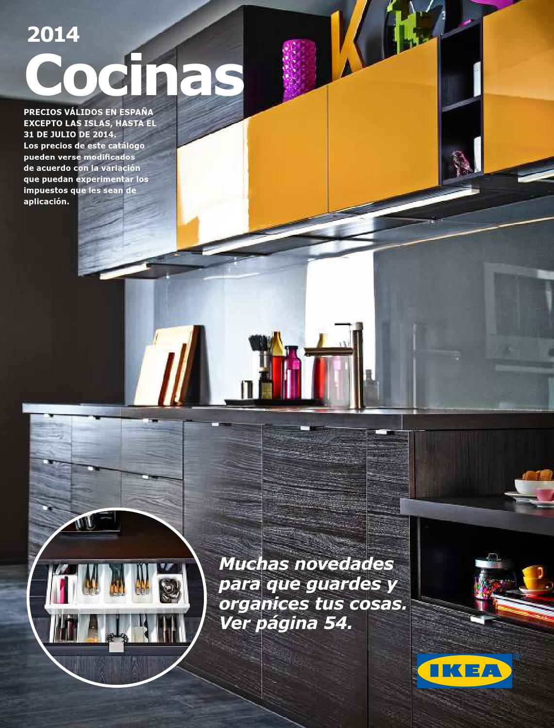 Range brochure kitchen metod es by losdescuentos - issuu