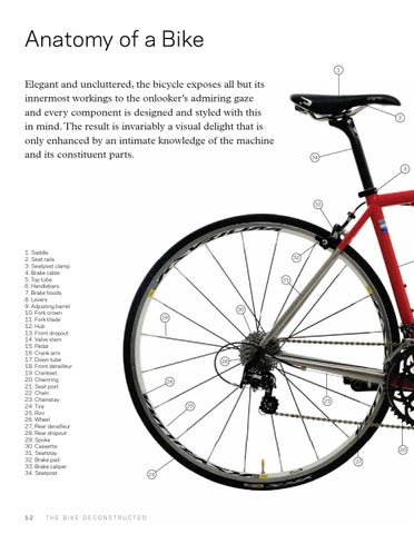 Bike Deconstructed By Princeton Architectural Press Issuu