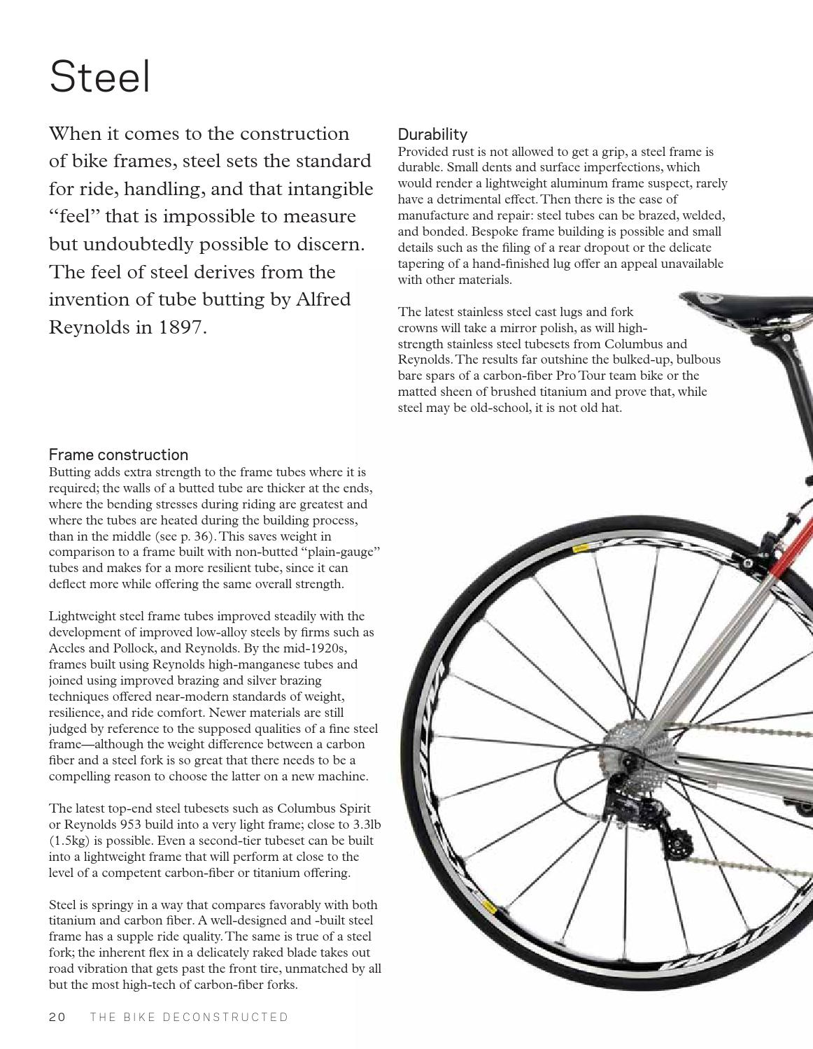 Bike deconstructed by Princeton Architectural Press - issuu