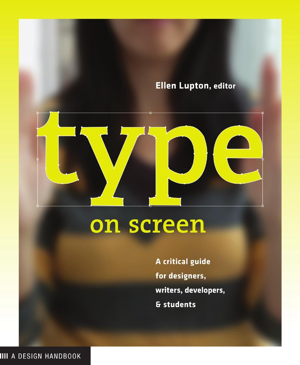 Smashing ebooks 38 typography best practices by milko02010 issuu type on screen buycottarizona Gallery