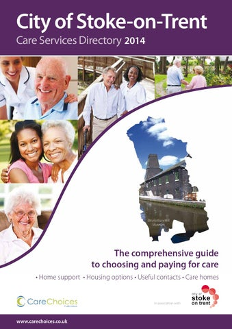City Of Stoke On Trent Care Services Directory 2014