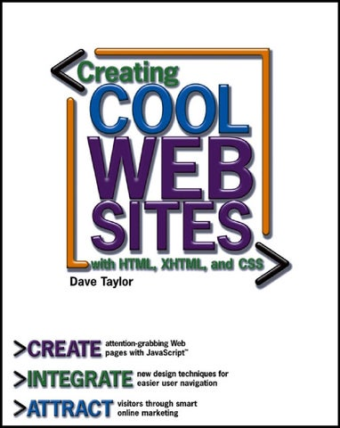 web design creating cool web sites with html, xhtml, and css by chuLanding Page Optimization Blog Conversion Voodoo 348349 #2