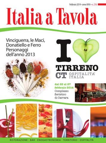 Italia a Tavola 216 Febbraio 2014 by Italia a Tavola - issuu ae06ce67cbab