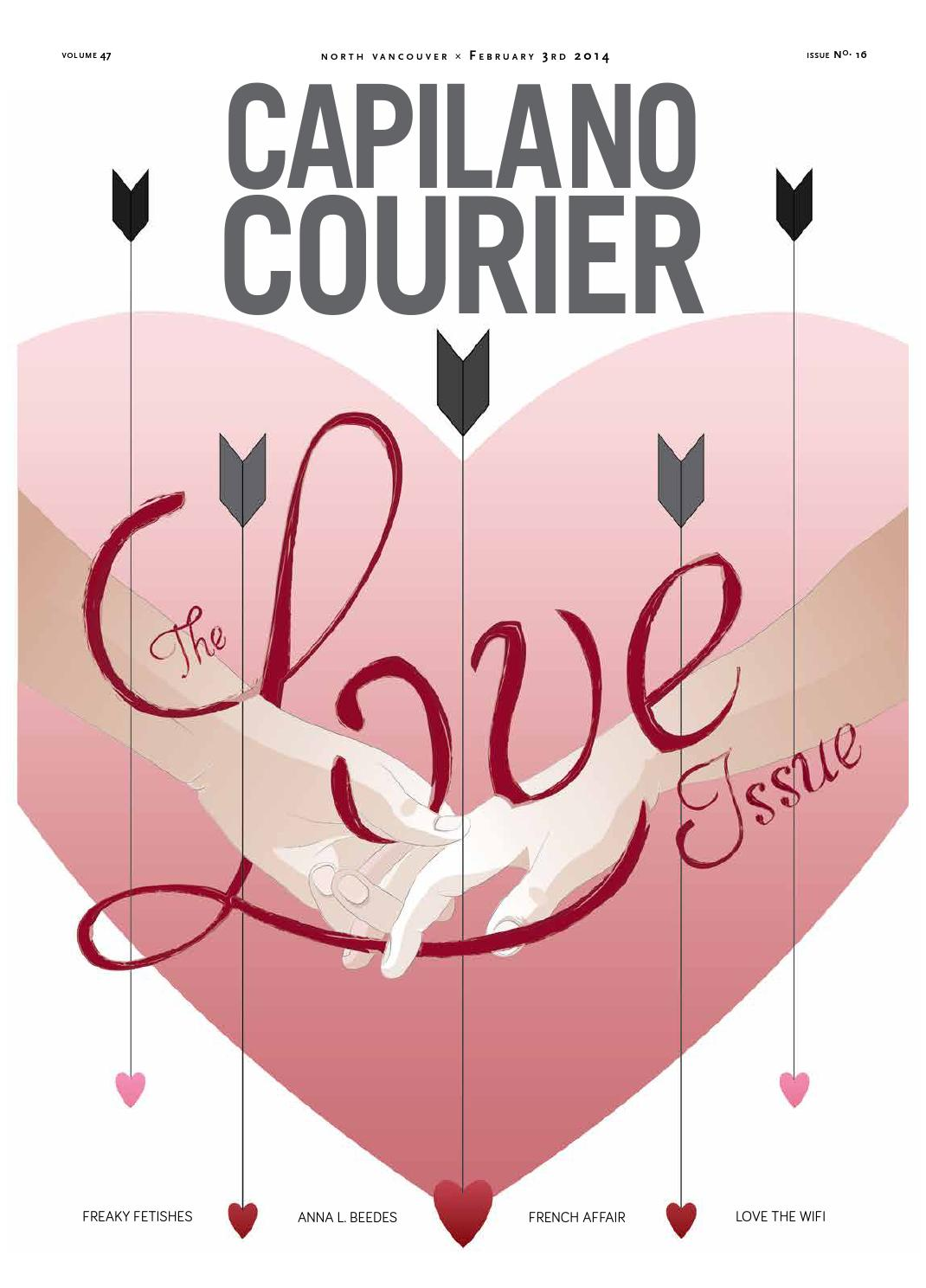 V 47 i16 lowres by Capilano Courier - issuu