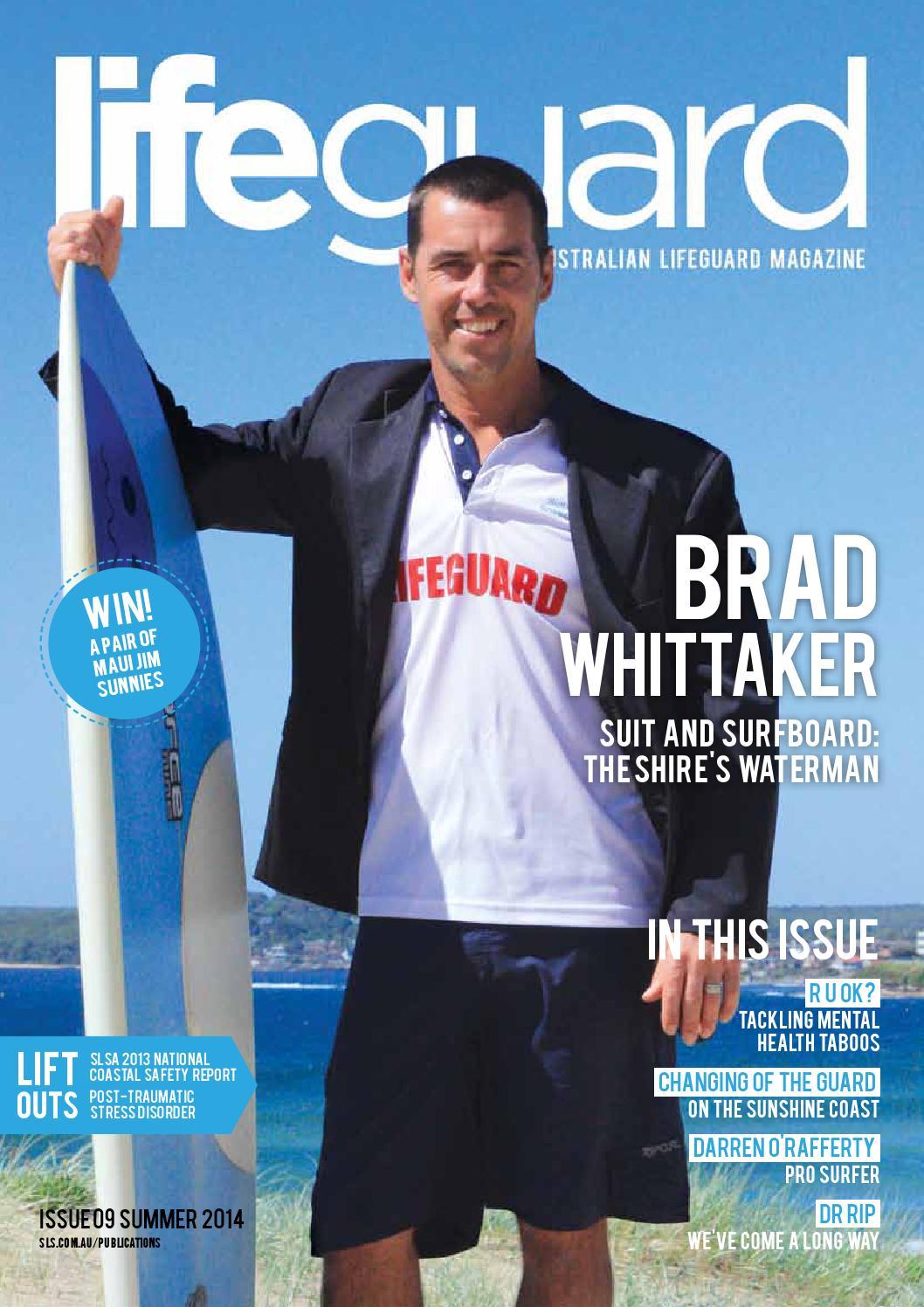 Australian Lifeguard Magazine Summer 2014 By Slsa Issuu