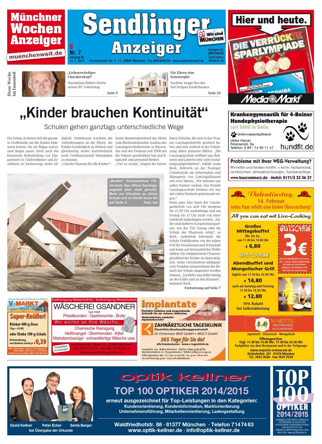 KW 07-2014 by Wochenanzeiger Medien GmbH - issuu