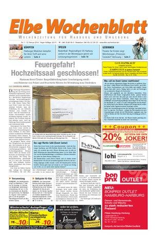 Harburg Kw07 2014 By Elbe Wochenblatt Verlagsgesellschaft Mbh Co