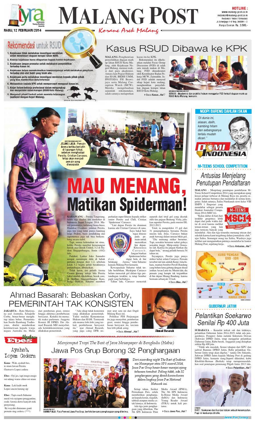 Mp1202 By Mpost Issuu Tcash Vaganza 34 Kripiss Medan Manis