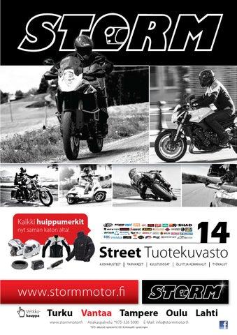 Street 2014 by Storm Motor Oy - issuu 2024cbd42e