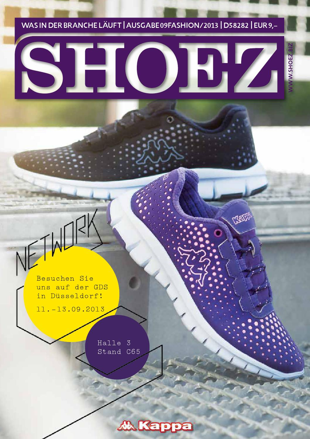 Shoez Ausgabe SeptemberFashion 2013 by SHOEZ – Das