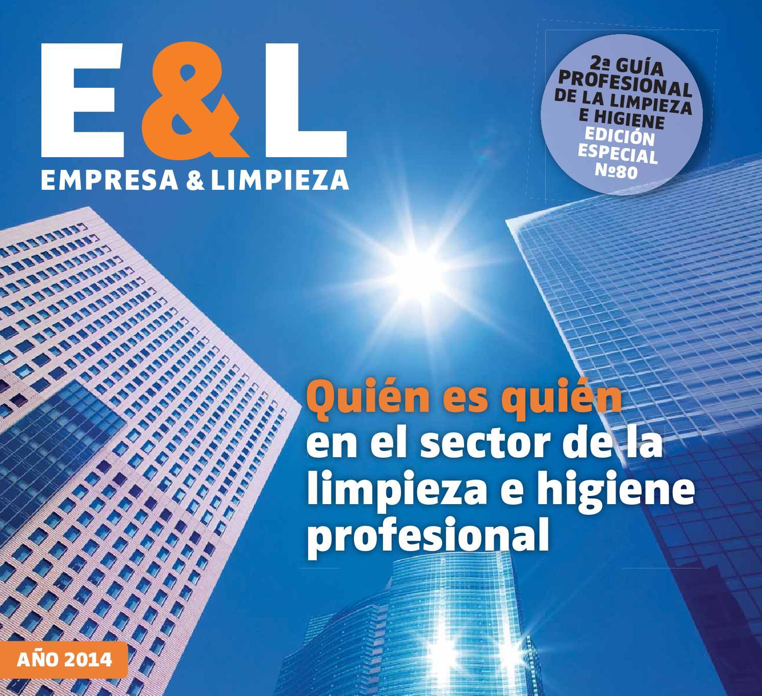 2 gu a profesional de la limpieza e higiene by empresa for Empresas de limpieza en castellon