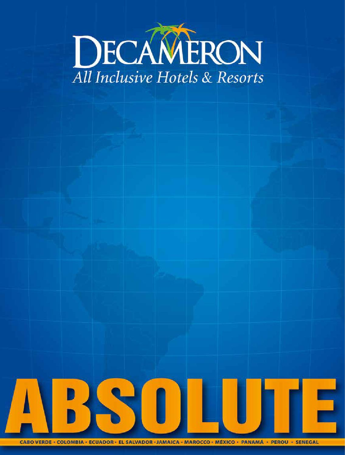 COM - Absolute Decameron by Hoteles Decameron - issuu