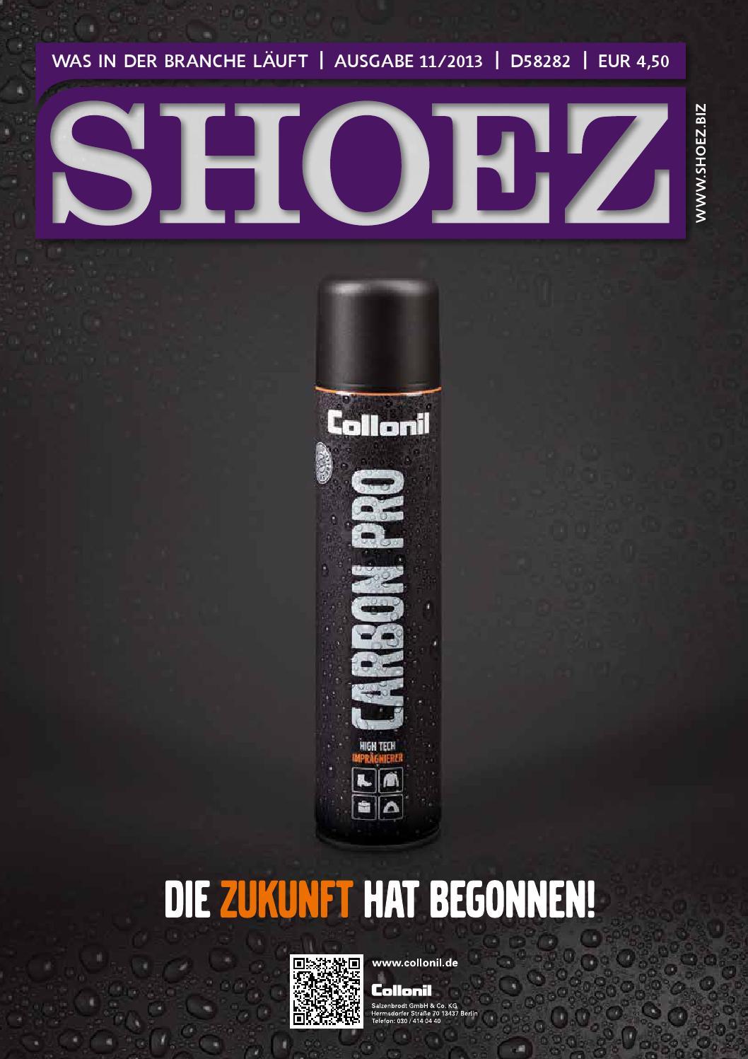2013 – Ausgabe By Fachmagazin Shoez November Das Für QoxCBErdeW