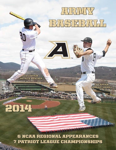pretty nice 947ee e8bde 2014 Army Baseball Media Guide by Army West Point Athletics - issuu